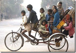 calc rickshaw