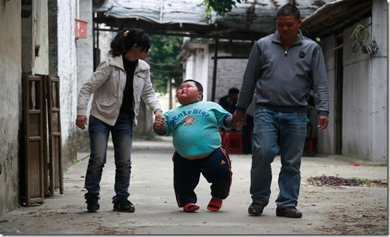 childhood-obesity-china