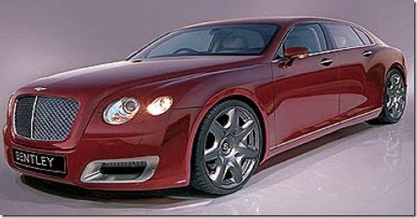 BentleyArnage2010
