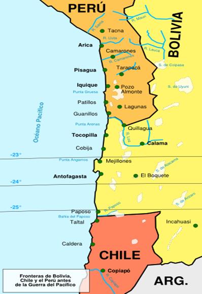 Bolivia demandará a Chile por la salida al mar