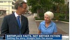 Sueca provee 'prueba' al debate sobre el lugar de nacimiento de Obama