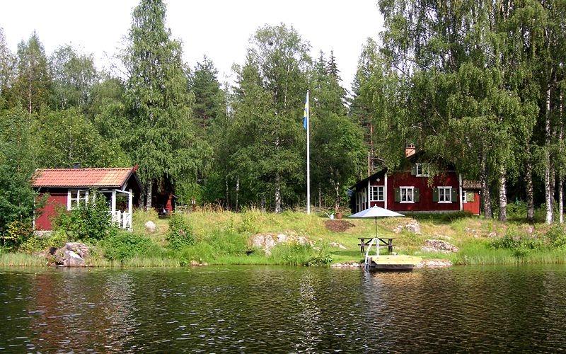 Casas de campo a la venta se duplican el rastreador de for Ferienhaus in schweden