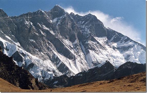 Lhotse-fromChukhungRi