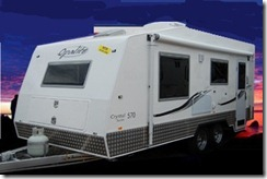 Opalite Crystal 570 Delux - $35,900   2011