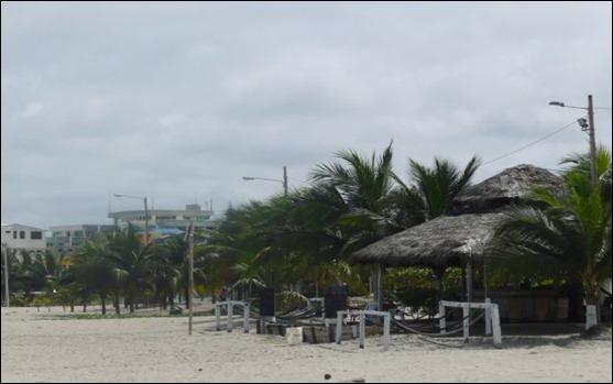 beach-bar Atacames