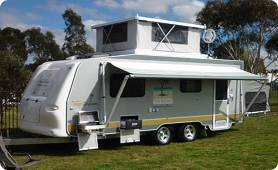 VAN CRUISER Caravans