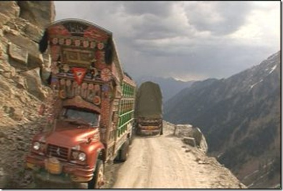 lowari pass Pakistan