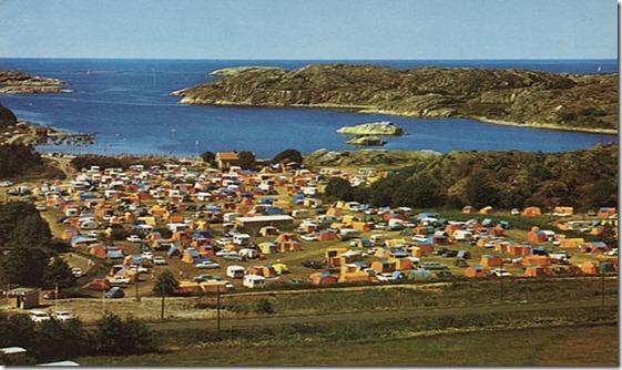 Edsviks Camping, Grebbestad.
