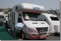 Guofu Automoted caravan