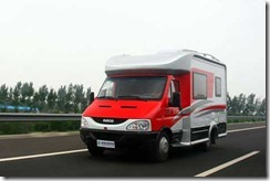 Jifeng TC5045XLJ-T caravan
