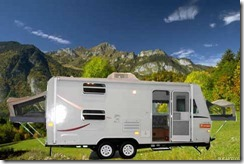 TC9020TLJ small trailer caravan