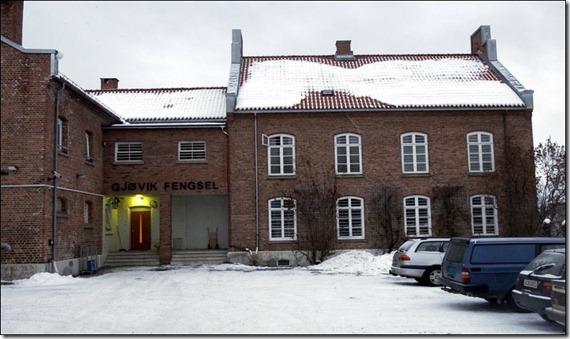 Vestoppland fengsel avdeling Gjøvik