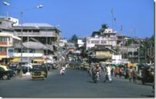 a port blair