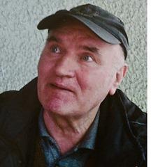 SERBIA-WARCRIMES-MLADIC-ARREST