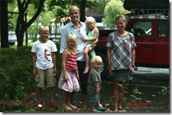ola ringdahl y familia