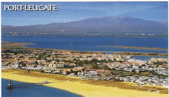 port leucate - postcard