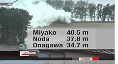 tsunami 40 M