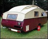 1957 freeman leverit caravan