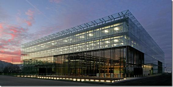 HUGO BOSS Headquarter in Metzingen