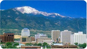 Pikes Peak Downtown