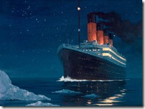 Revelan nuevas imágenes 3D del Titanic hundido