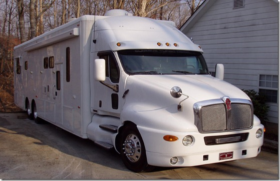 kenworth conversion 2007