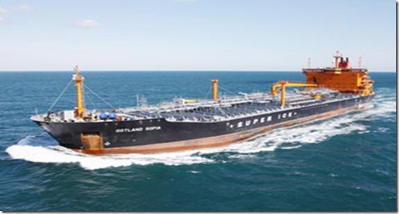 Petrolero sueco 'Gotland Sofia' atacado por piratas