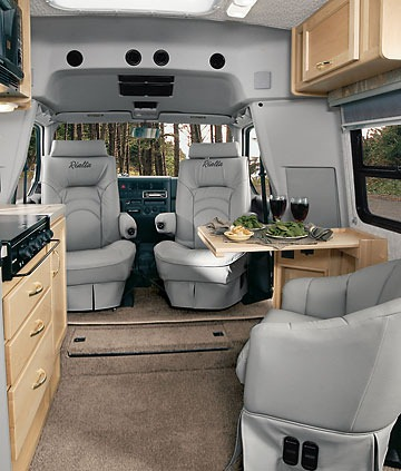 2015 Rialta Motorhome Interior Autos Post