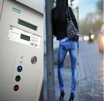 Alemania inaugura parquímetro para prostitutas
