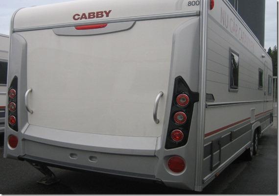Cabby 800 FTM Caienna - 2012-