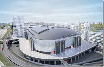 Quality Hotel Arena -