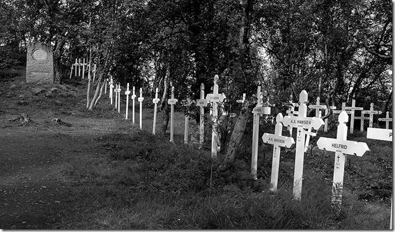 Rallar-kyrkogården Tornehamn