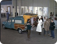 Renault R4 Camping-