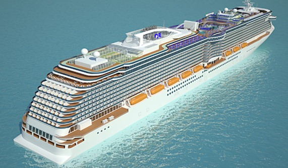 Royal-Princess-New-Cruise-Ship