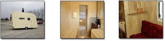 SMV Bastuvagnen Sauna