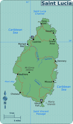 Saint_Lucia_map