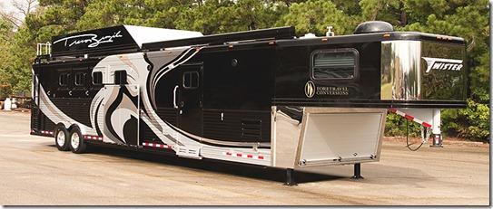 T trevor trailer black