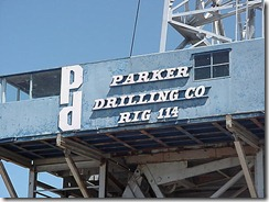 The Parker Drilling Rig #114-