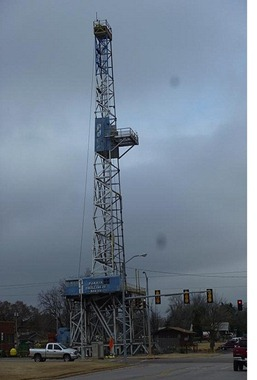 The Parker Drilling Rig #114--