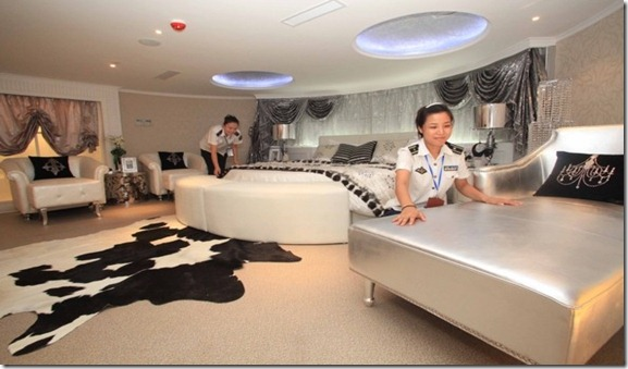 Tianjin Aircraft Carrier Hotel