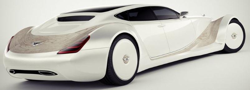 Bentley Luxury Concept – El Rastreador de Noticias