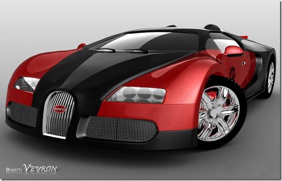 Bugatti-Veyron 2012