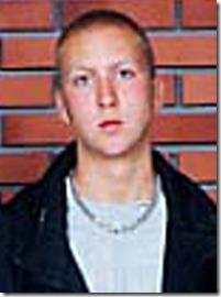 Erik Ljungström el asesino de la porra