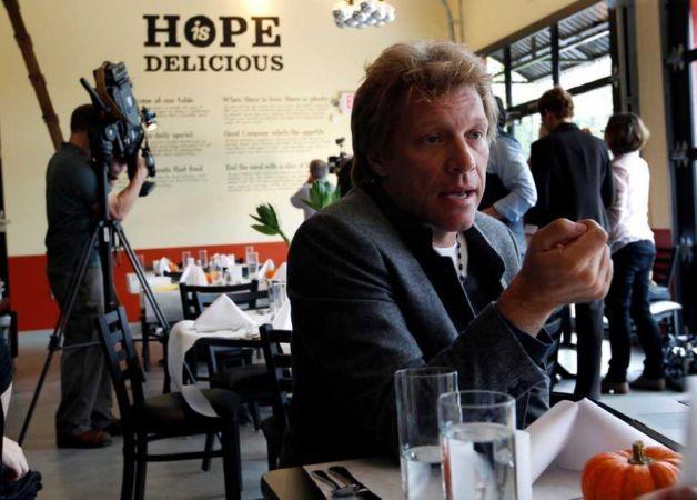 """The Soul Kitchen"""" de Jon Bon Jovi – El Rastreador de Noticias"""