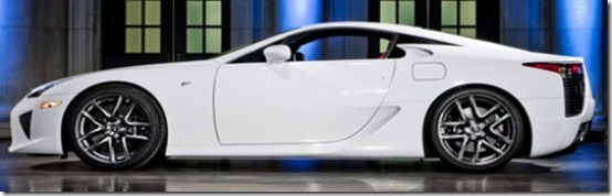 Lexus LF-A 2012-