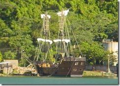 PIRATE SHIP REPLICA Price U.S. $ 2,900,000.00 PRICE REDUCED TO US$750,000.00