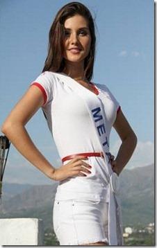 Señorita Meta - Sara Villarreal Pineda