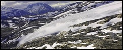 Storsteinsfjellbreen i SKjomen