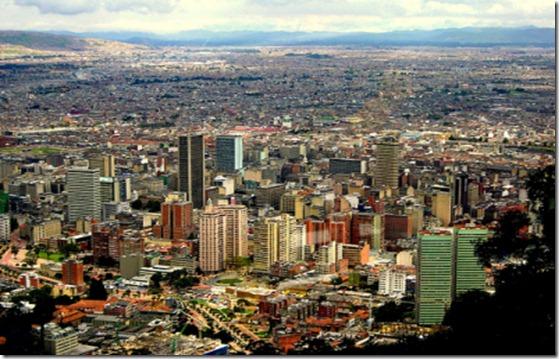 Bogotá, la 8.ª mejor ciudad de América Latina para hacer negocios