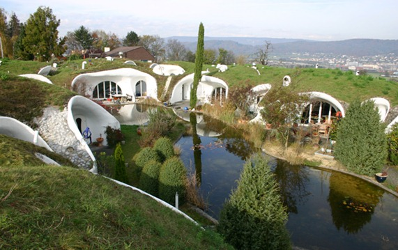 dietikon earth houses